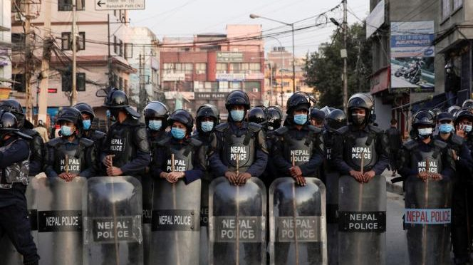 Tensions entre marxistes et maoïstes