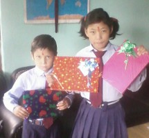Chengdoma and Aashish with their prices_250414