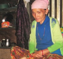 Sukun, la grnad-mère d'Ajay