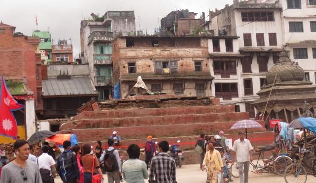 Les conséquences du séisme