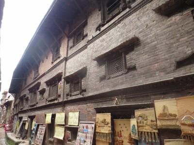 maison du Paon à Bhaktapur